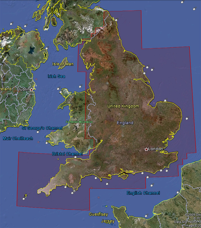 Orbx England is out - Old Fokkers