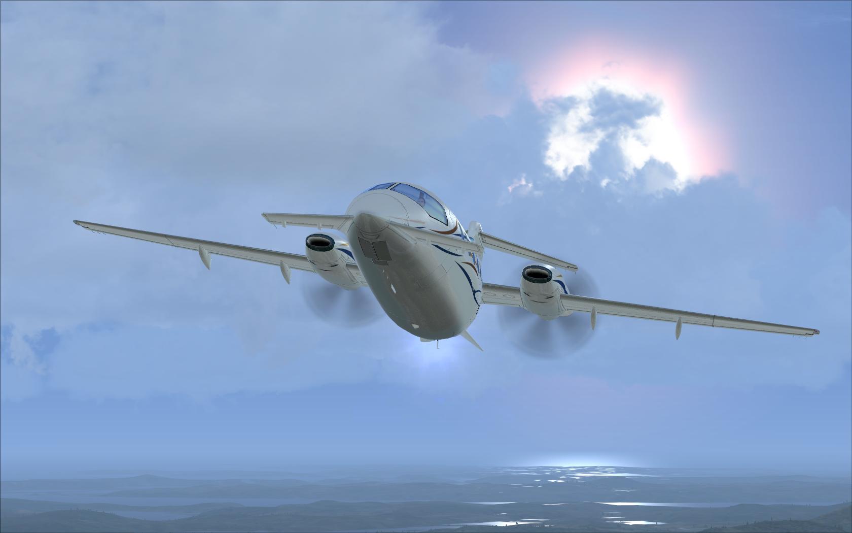 Piaggio P-180  img06